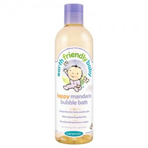 Earth Friendly Baby Happy Mandarin Bubble Bath