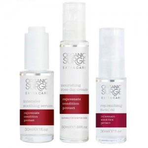 Organic Surge Extra Care Regime for Dry and Mature Skin