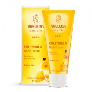 Weleda Baby Calendula Body Cream