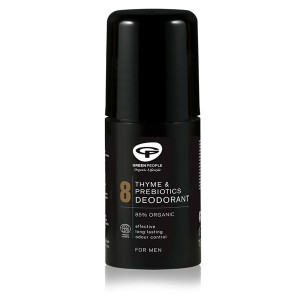 Green People Men No.8 - Thyme & Prebiotics Deodorant