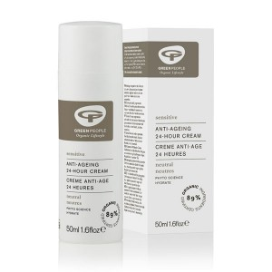 Green People Scent Free 24 Hour Face Cream