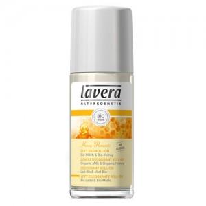 Lavera Honey Roll On Organic Deodorant