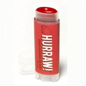 Hurraw Cinnamon Tinted Lip Balm