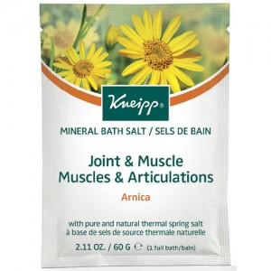 Kneipp Bath Crystals Joint & Muscle Arnica