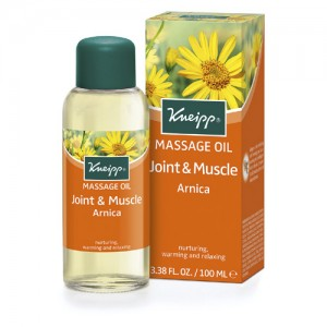 Kneipp Massage Oil (Arnica) Joint & Muscle