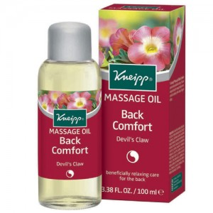 Kneipp Massage Oil Devil's Claw Back Comfort