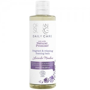Organic Surge Lavender Meadow Bath Foam