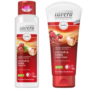 Lavera Cranberry Coloured Hair & Highlights Bundle