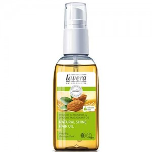 Lavera Natural Shine Hair Oil