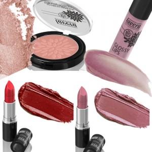 Lavera Lip & Cheek Collection