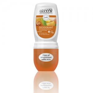 Lavera Orange Roll On Organic Deodorant