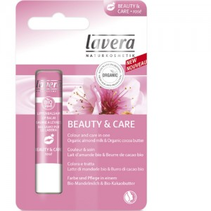 Lavera Beauty & Care Lip Balm Rosé