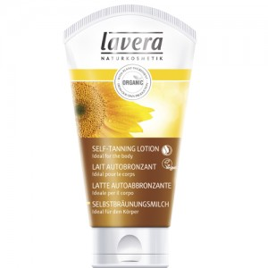 Lavera Organic Self Tanning Lotion
