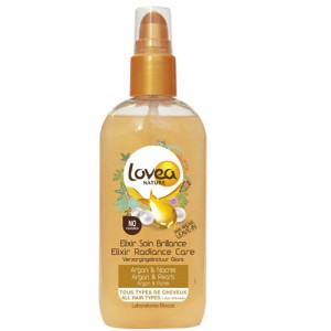 Lovea Leave-in Shine & Shimmer Elixir