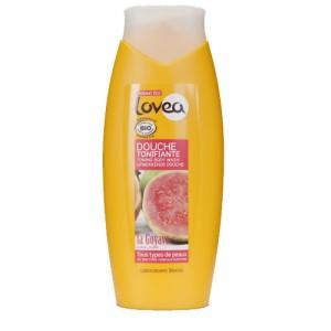 Lovea Guava Organic Shower Gel