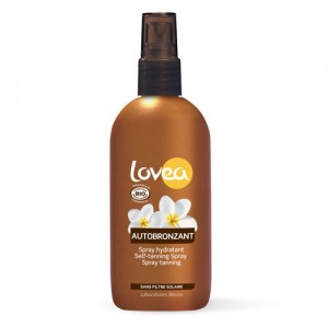 Lovea Organic Self Tanning Spray