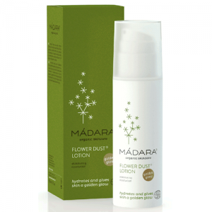 Madara Flower Dust Shimmering Moisturising Lotion