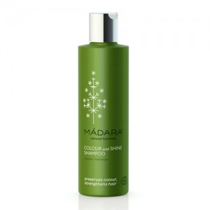Madara Colour and Shine Shampoo for Coloured & Treated Hair