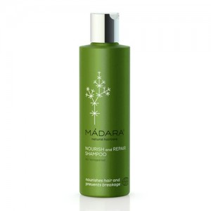 Madara Nourish & Repair Organic Shampoo for dry and damaged hair