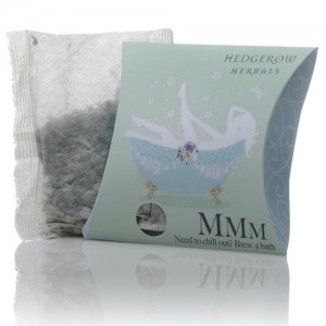 Mmm! to chill out Herbal Bath Bags