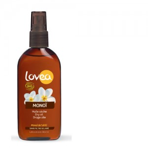 Lovea Organic Dry Oil Tanning Spray SPF 0