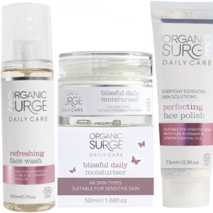 Organic Surge Normal / Combination Skin Care Kit