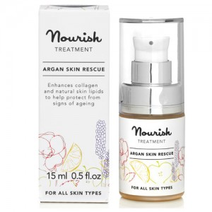 Nourish Argan Skin Rescue Facial Oil