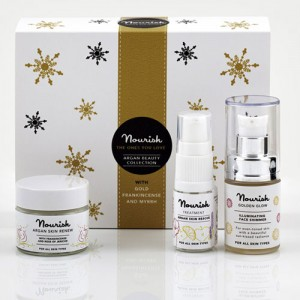 Nourish Argan Beauty Collection