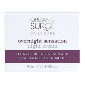 Organic Surge Overnight Sensation Night Cream