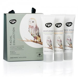 Green People Skin Care Gift