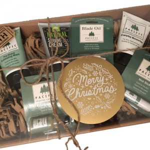 Pacific Shaving Ultimate Shaving Gift (+£5 wrapped as hamper)