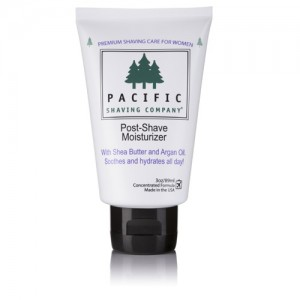 Pacific Shaving Company Post Shave Moisturizer for Women