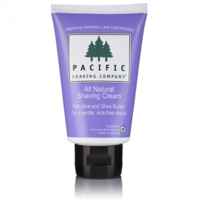 Pacific Shaving Company All Natural Shaving Cream for Women
