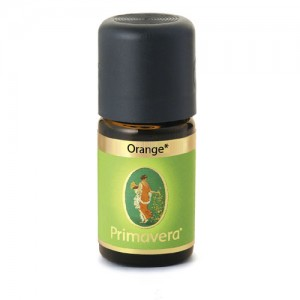 Primavera Orange Essential Oil - Demeter Certified Organic