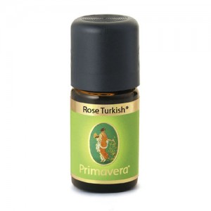 Primavera Rose Turkish 10% Essential Oil - Certified Organic