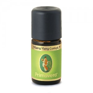 Primavera Ylang Ylang Complete Essential Oil - Certified Organic