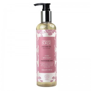Organic Surge Rose Whisper Hand & Body Wash