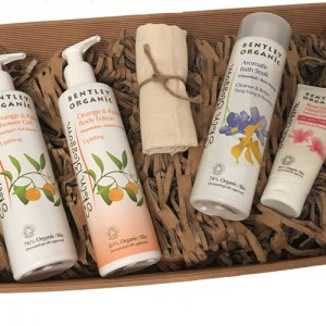 Skin Blossom Body Care Routine Hamper