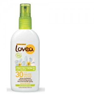 Lovea Organic Sunscreen SPF30