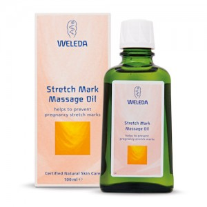 Weleda Stretch Mark Massage Oil