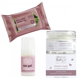 Organic Surge Travel Essentials Skin Care Kit