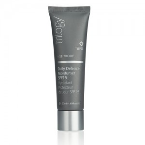 Trilogy Daily Defence Moisturiser SPF 15