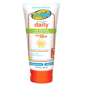 Trukid Sunny Days Daily Sunscreen SPF30