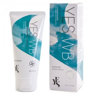 Yes WB Water Based Organic Lubricant (100ml)