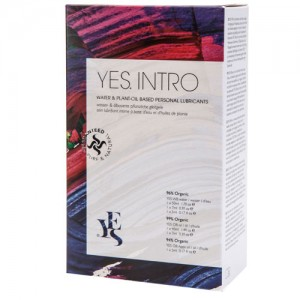 Yes Intro - Organic Lubricant Selection Box