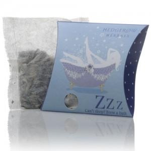 Zzz! to sleep Herbal Bath Bags