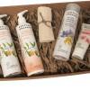 Skin Blossom Body Care Routine Hamper