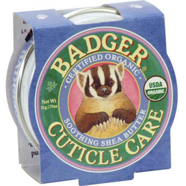Badger Cuticle Care Balm