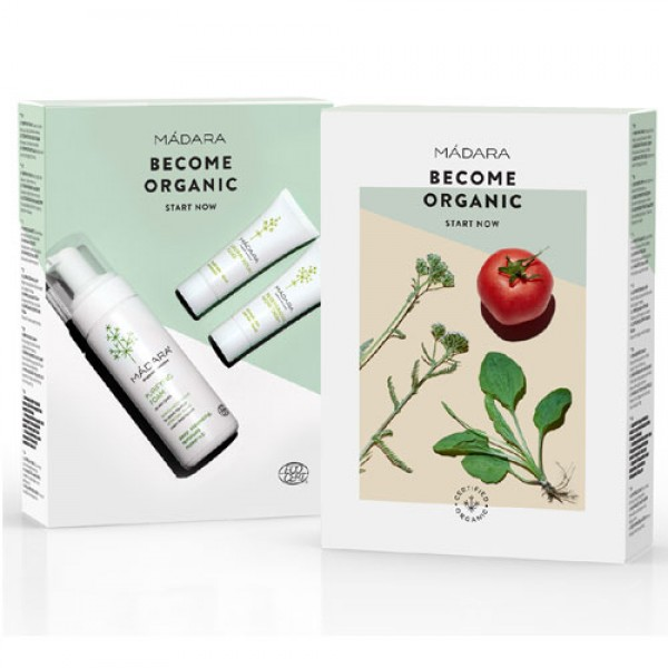 Madara Become Organic Starter Set