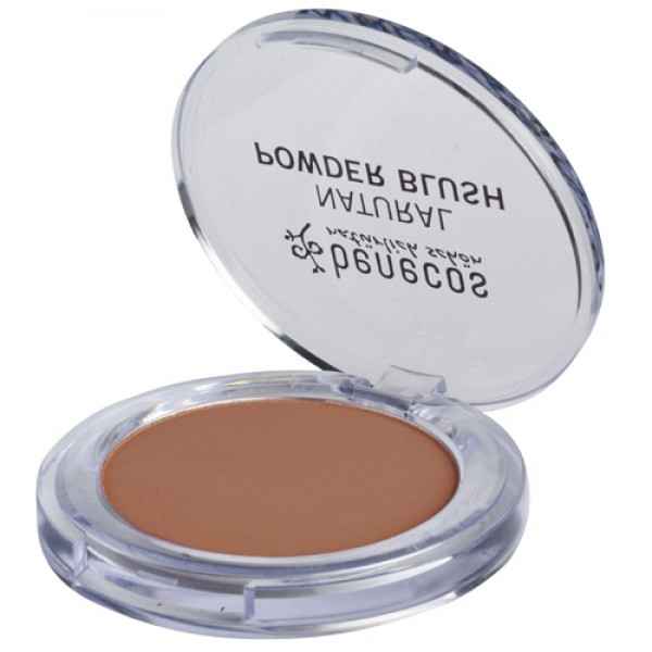 Benecos Compact Blush - Toasted Toffee